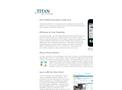 Titan UST Inspector App for iPhone Brochure