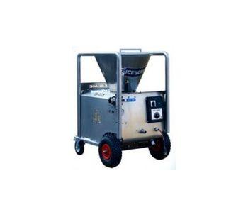 ICEsonic - Model IS 77S - Single Hose Dry Ice Blaster