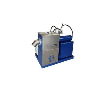 ICEsonic - Model ISP 100 - Dry Ice Reformer
