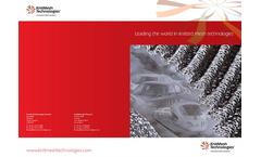 KnitMesh Technologies - Brochure