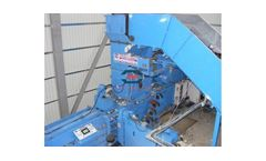 Sorting Line for Municipal Solid Waste