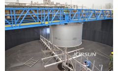 Jorsun - Model ZXN - Sludge Thickener