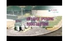 Air Liquide Upgrading Biogas Solutions Video