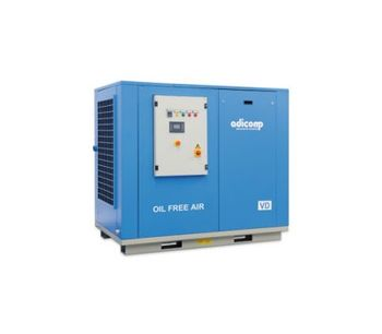 Adicomp - Model VD / VD-INV - Oil & Water Free Compressors