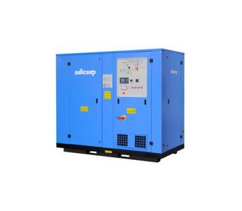 ADIPET - Model SS - Two-Stage Screw Compressor Station