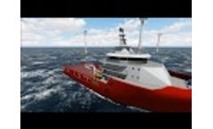 Power Cable Monitoring Detecting Offshore and Subsea Problems Video