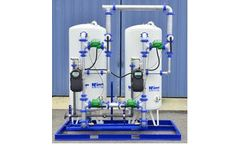 Water-King - Skid Mounting Water Softeners