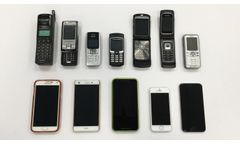 Your cell phone turns into dust