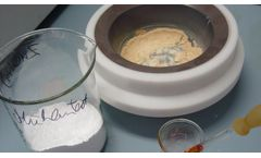 PRODUCTION OF MIXTURES ON A LABORATORY SCALE - OFTEN A CHALLENGE