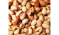 FOR QUALITY CONTROL PURPOSES NUTS HAVE TO ENDURE A GREAT DEAL