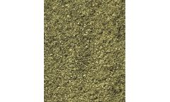 Homogeneous Grinding of Cannabis – Efficient Extraction of the Supercritical CO2