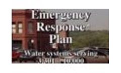 Small Water System Emergency Response Plans Video