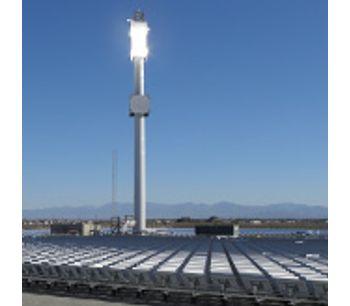 B&W - Solar Receiver