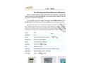 EU-108 Ultrasonic Flow Meter