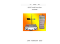 A.YITE - Model GE-104P - Portable Handheld Flow Current Velocity Meter User Manual