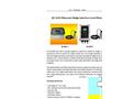 GE-102S Ultrasonic Sludge Interface Depth Meter