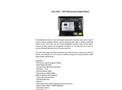 A.YITE - Model GE-103G - Portable GPS Ultrasonic Depth Meter Datasheet