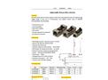 A.Yite - Model GE-342 - Adjustable Inline Flow Switch Brochure