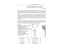 A.YITE - Model GE-360 - Water in Oil Switch Detector Oil Moisture Transmitter Brochure