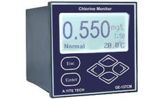 A.YITE - Model GE-137 - Residual Chlorine Analyzer Monitor