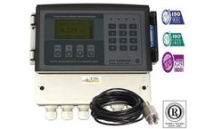 A.YITE - Model GE-138 - MLSS Suspended Solids Sludge Concentration Meter Analyzer Monitor