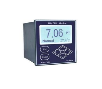 A.YITE - Model GE-132 - PH & OPR Analyzer Monitor Meter