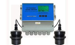 A.YITE - Model GE-1204 - Ultrasonic Differential Level Meter