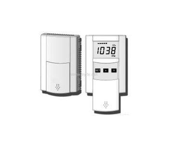 A.YITE - Model GE-375 - Carbon Dioxide Transmitter Sensor