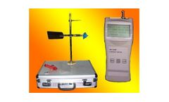 A.YITE - Model GE-104P - Portable Handheld Flow Current Velocity Meter