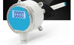 A.YITE - Model GE-374 - Air Flow Velocity Transmitter Sensor