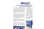 Balcan MPC4000 Lamp Recycler Brochure