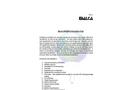Balcan MP8000 Specification & Information Package Brochure