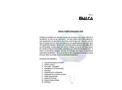 Balcan TL2000 Inforamtion Package Brochure