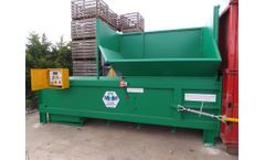 MHM - Model 2800 - Static Compactor