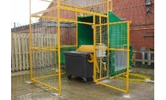 MHM - Model 2200S - Static Compactor