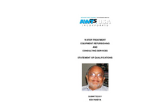 AWTS Consulting Services Datasheet