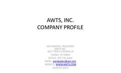 AWTS Company Profile Persentations