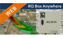 RQ Box Anywhere - Web-Based Odor Monitoring Systems - Network of Electronic Noses