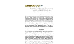Challenges of Mitigating Membrane Fouling Brochure