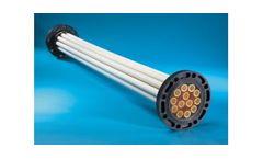 Model DF-413 - Tubular Membrane Filters