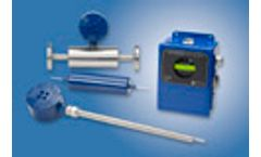 Rheotherm - Low Flow Meters for Gas