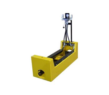 POWERAM - Model 1825 - Hydraulic Rod Pusher/Puller
