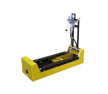 POWERAM - Model 1425 - Hydraulic Rod Pusher/Puller