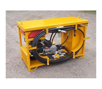 POWERAM - Model 2613 - Hydraulic Power Units