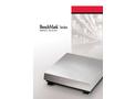 Model BCi - Belt Scale Weigh Frame– Literature