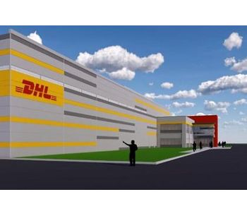 New DHL building expansion in Hamilton to include a Greyter solution