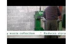 240 Ltr Bin Compactor Video