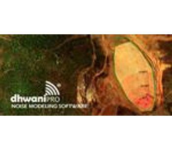 dhwaniPRO - Noise Modeling Software