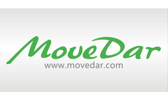 MoveDar - Model B-240A - 240ltr Waste Bins