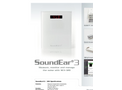 SoundEar - Model 3 – 320 - Noise Measuring Monitor - Brochure